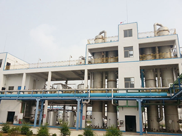 120 thousand tons of formaldehyde project in Shandong Wanshan great industry
